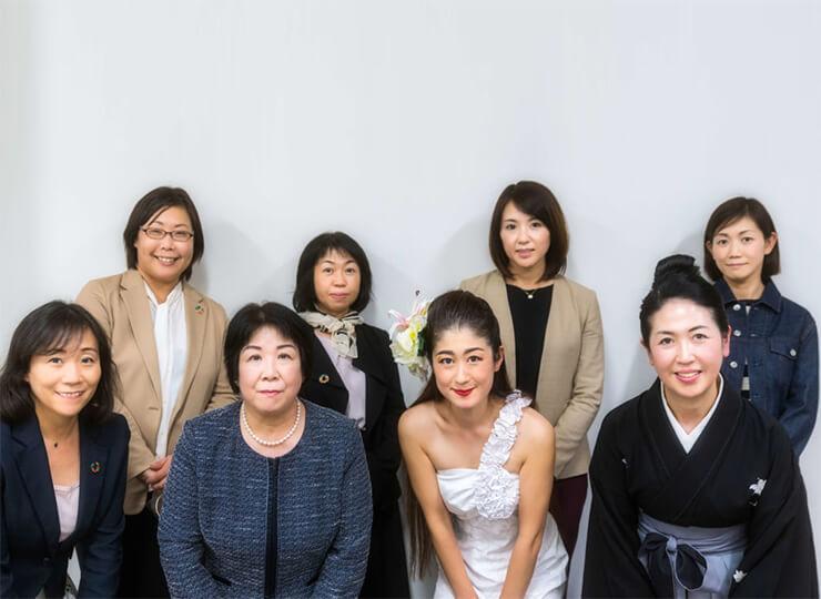 「SAITAMA Smile Womenピッチ2020」 ファイナリストプロフィール撮影会